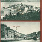 Hotel de la Ville Korcula – Brochure from 1930s